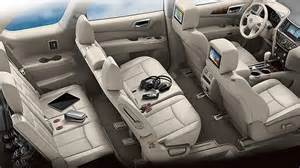 2014 Nissan Pathfinder Interior by The 2014 Nissan Pathfinder The 7 Seat Family Hauler That