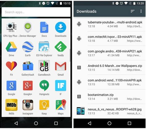 android downloads folder how to fix insufficient storage available error on android