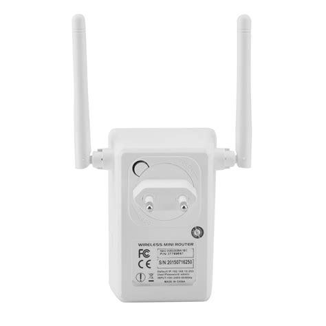 Repeater Wifi Surabaya wireless wifi range extender lifier 300mbps white jakartanotebook