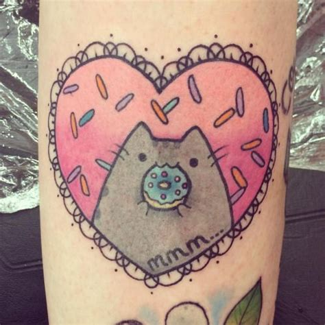 pusheen tattoo pusheen search pretty things