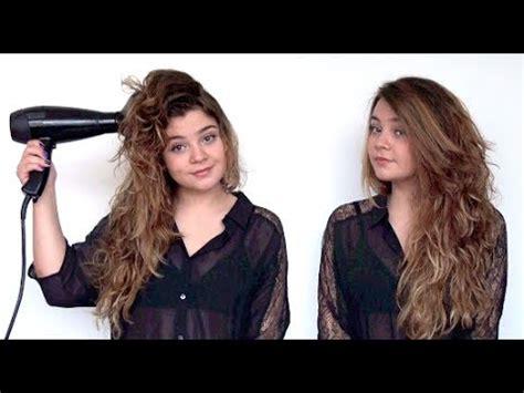 como corto mi cabello en capas como peinar tu cabello en capas ondas con mucho volumen