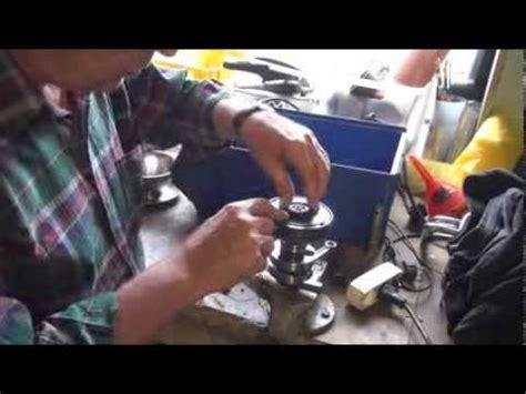 Moeza Maxi by Puch Maxi K Motor Udskiftning Af Lejer Og Pakd 229 Ser