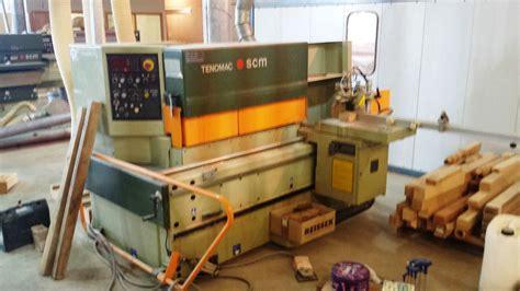 ws woodworking machinery scm tenomac tenoner tenoning machine tenoning windows