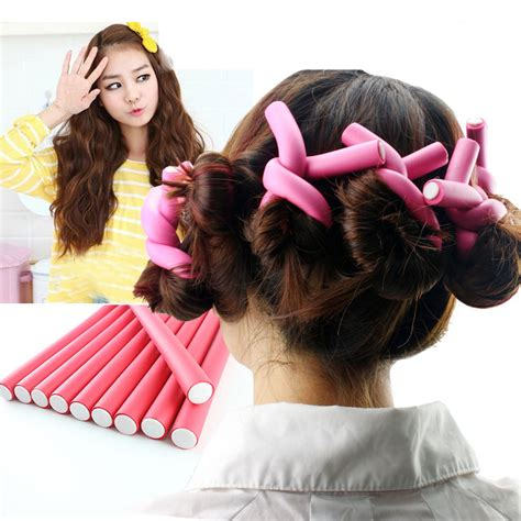 hair curlers rollers compare prices on foam curlers shopping buy low