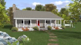 ranch style house plans with porch small cabin plans with porches studio design gallery