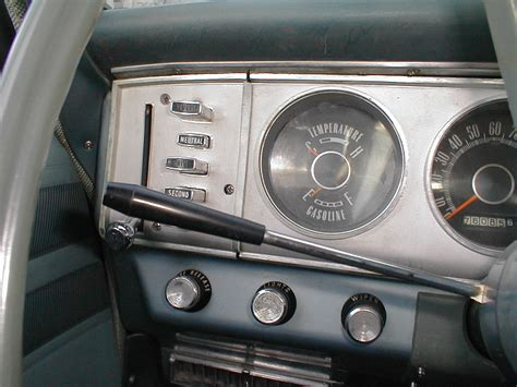 rambler car push button transmission suggestion for gear selector