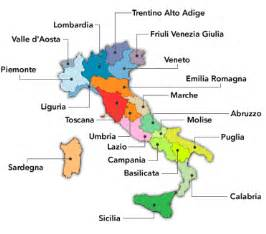 Provinces Of Italy Map by List Of Italy Provinces Listed Alphabetically Given