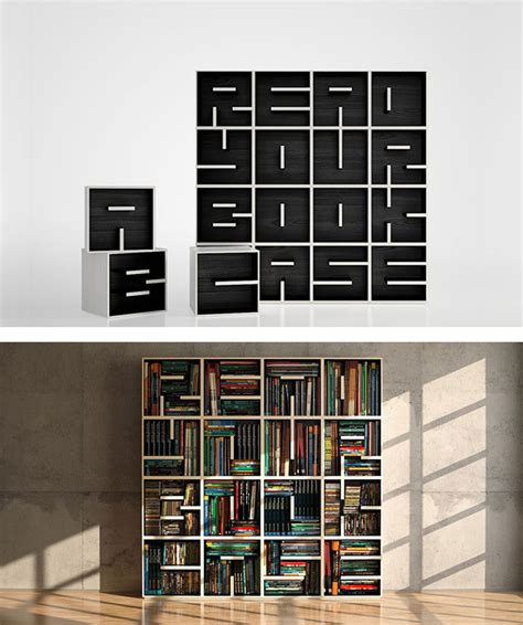 read your bookcase bored panda