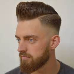 view from back of pompadour hair style haircut styles for men to try in 2017