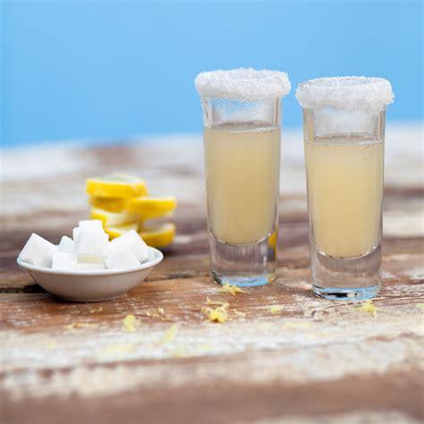 lemon drop lemon drop shot