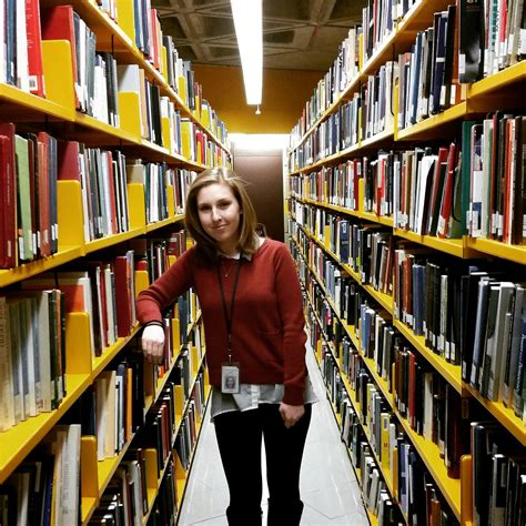 u of t copyright on quot meet lillian rigling graduate student library assistant read