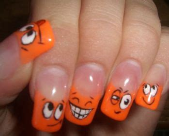 imagenes de uñas pintadas faciles para niñas рисунки на ногтях