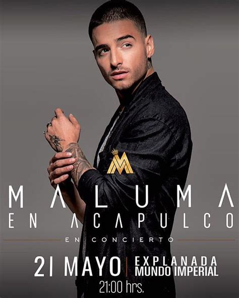 maluma conciertos 2016 argentina maluma en su exitosa gira quot in your town quot por los estados