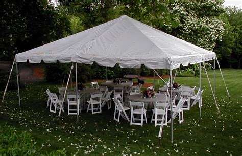 20 x 30 canopy and tent layouts partysavvy