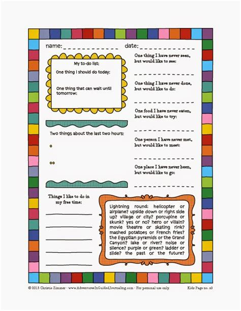 printable travel journal pages for adults adventures in guided journaling printable journal pages