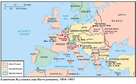 collision of empires the war on the eastern front in 1914 books chapter 29 map page mr trehal s classroom