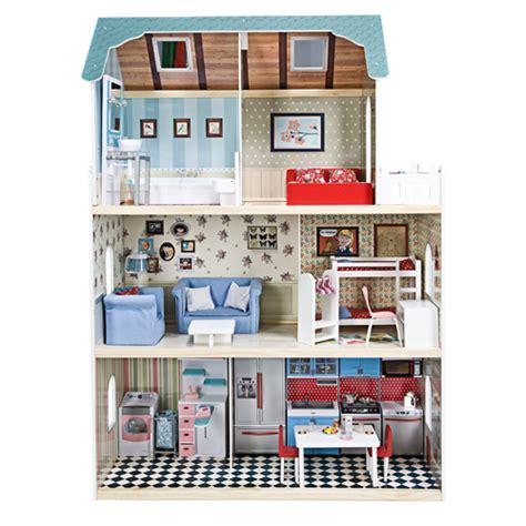casa bambole imaginarium casa delle bambole di legno