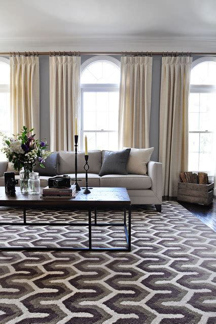 houzz curtains living room arlington living room drapes transitional living room dc metro by lapis interior design