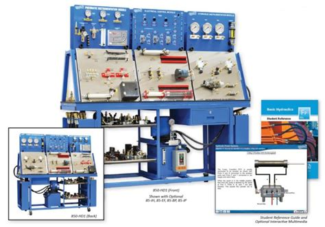 Industrial Hydraulic Training Install Operate And