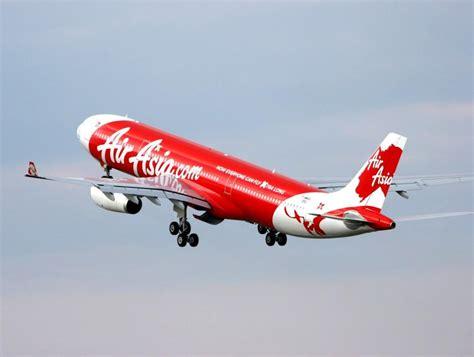 airasia plane airasia and airasia x announce promotional fares travel