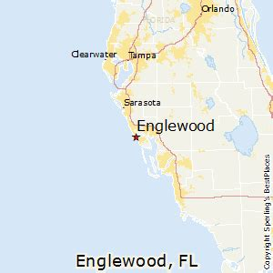 Englewood Florida Map by Best Places To Live In Englewood Florida