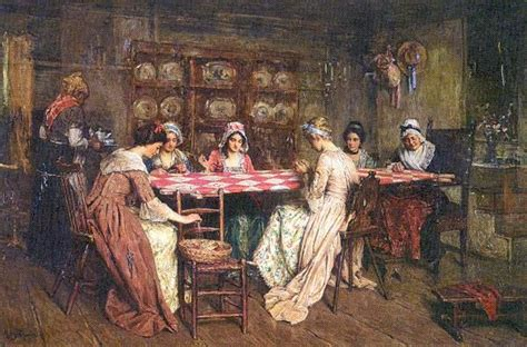 henry mosler american gallery 19th century