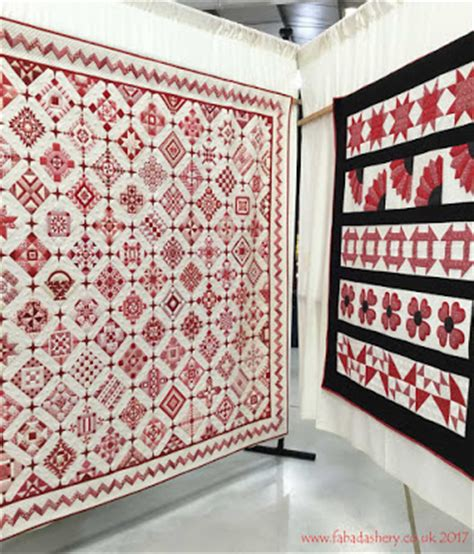 Arm Quilting by Fabadashery Longarm Quilting Quilts Uk Malvern 2017