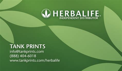 Herbalife Business Cards Free Templates by Herbalife Business Cards Vistaprint Herbalife Business Cards
