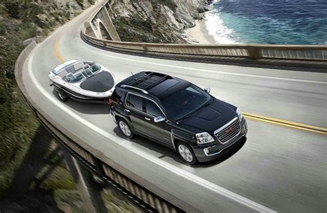towing capacity gmc terrain 2017 gmc terrain features and specs
