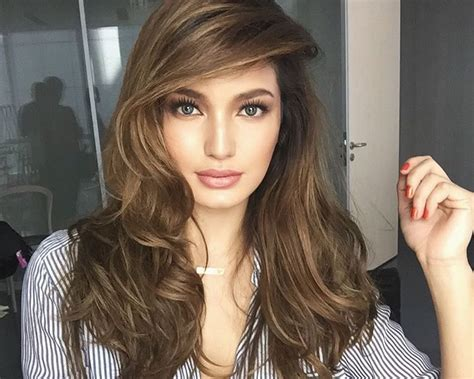 hair color for pinays 2018 hair color trends to try out cebu modeling