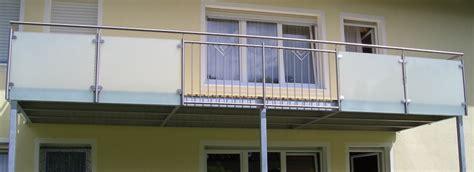 edelstahl balkongeländer mit glas edelstahl balkongelnder mit glas franz 246 sischer balkon