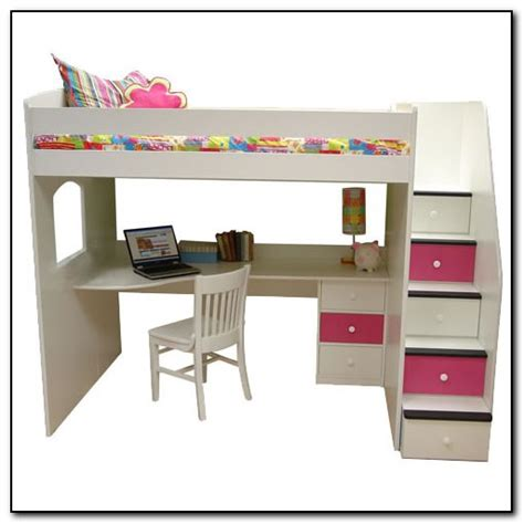 loft bed with desk plans loft bed with desk plans