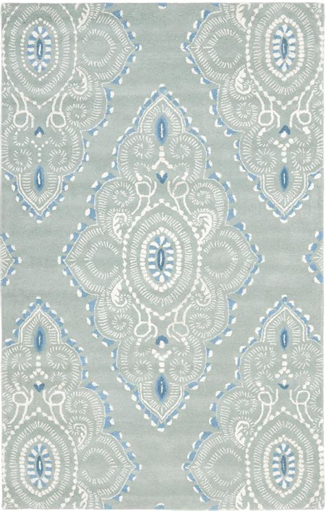 Safavieh Blue And Ivory Rug Safavieh Wyndham Wyd372a Blue And Ivory Area Rug Free