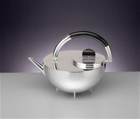 geschirr set modern mbtk 24 si bauhaus teapot by tecnolumen mbtk 24 si product