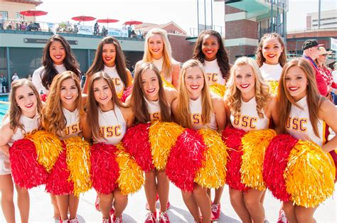 swim with mike usc cheerleaders 2016 photo gallery 171 usc song girls