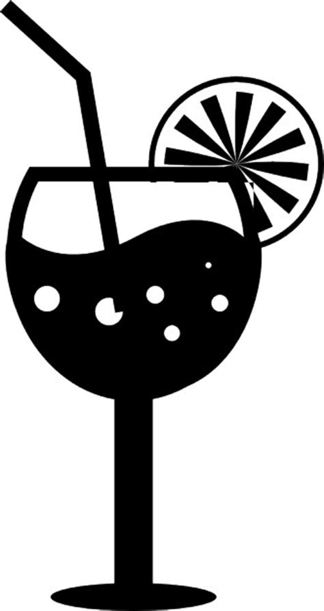 cocktail icon fresh summer cocktail icons free download