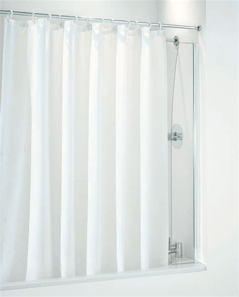 Shower Curtains For Glass Showers Shower Curtain Bath Screens Coram