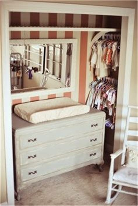Small Nursery Wardrobe by Nursery Closet Idea For A Small Room Or If