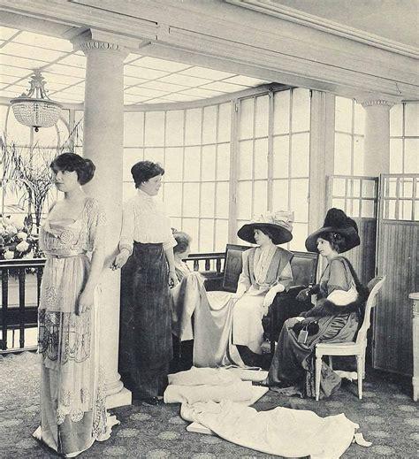ladaires de salon 1910 fashion images les createurs de la mode glamourdaze