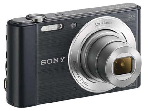 Kamera Sony A 60000 appareil photo num 233 rique compact sony dsc w810 noir vente de appareil photo conforama