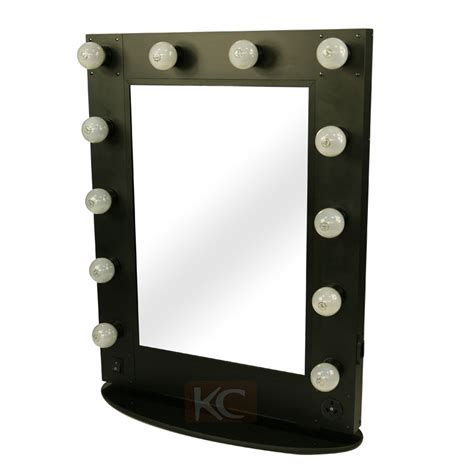 salon mirrors with lights high quality aluminum multifunctional mirror