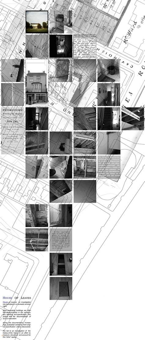 House of Leaves_: Exploration A on Behance