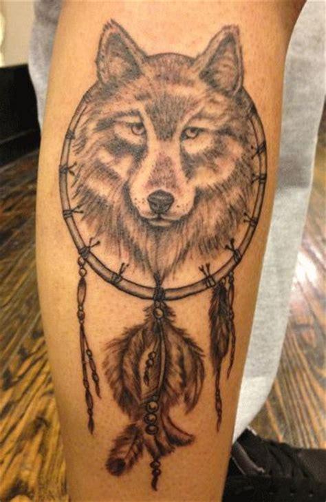 dreamcatcher tattoo designs wolf 72 mysterious dream catcher tattoos design wolf