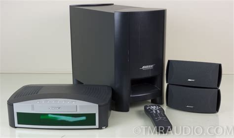 bose 321 home theater system 2 1 surround sound dvd