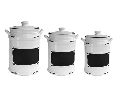 white kitchen canister sets choosing gallery also ceramic invigorating image canister sets kitchen kitchen canister
