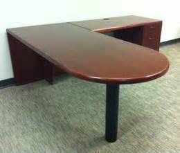 kimball office desk used kimball office desks furniturefinders