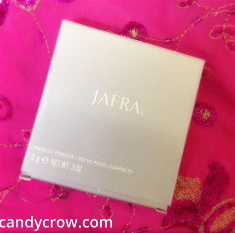 Jafra Pressed Powder 9gram jafra pressed powder review top indian and lifestyle chennai