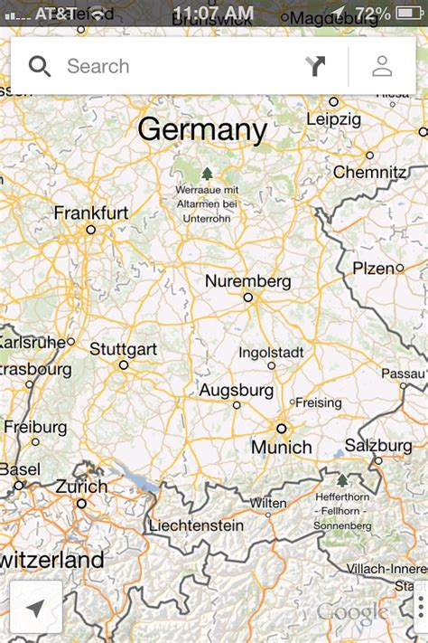 map augsburg germany augsburg germany 08 19 1977 maps globes cartography