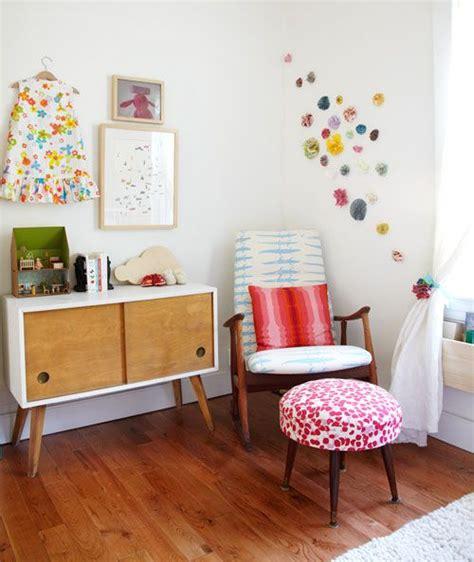 retro room decor 31 cute mid century modern kids rooms d 233 cor ideas digsdigs