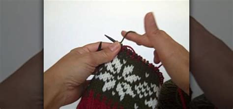 how to knit with two colors of yarn how to knit with two colors of yarn 171 knitting crochet